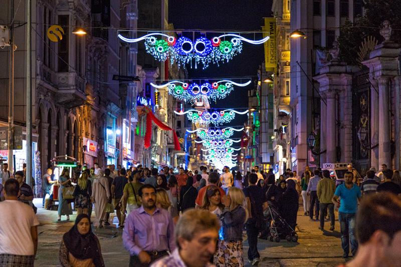 بازار خیابان استقلال