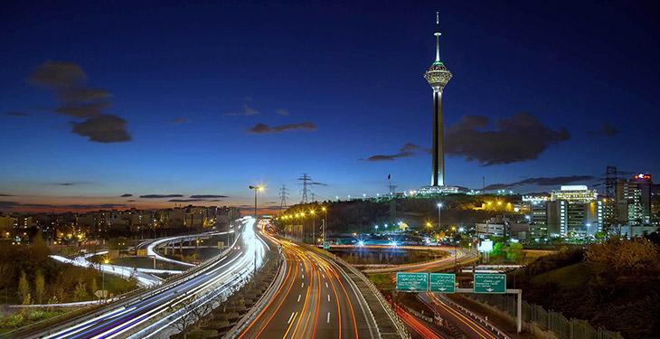 هتل های ارزان قیمت تهران و فاصله هرکدام تا مرکز شهر