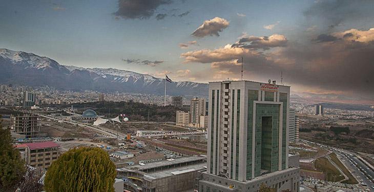 هتل دیاموند – هتل 3 ستاره در شمال تهران